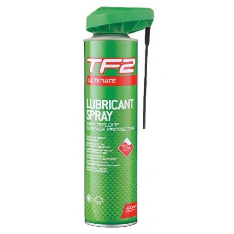 Lubrifiant spray WELDTITE téflon TF-2 400