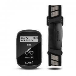 compteur GPS vélo GARMIN Edge 130 HR - noir