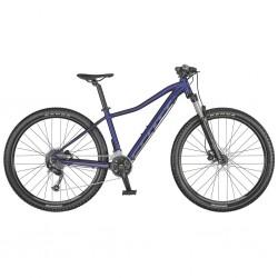 Vélo VTT femme 27.5p alu - SCOTT 2021 Contessa Active 40 - Violet décor mauve : 100mm