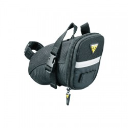 Sacoche de selle - TOPEAK Aero Wedge Pack Small - Noir