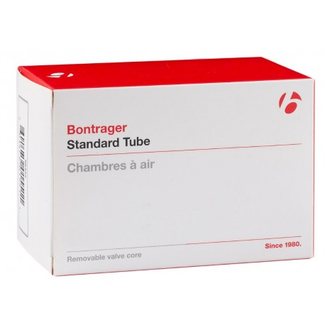 Chambre à air BONTRAGER route Standart 700 V60 butyl noir