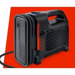 Compresseur électroportatif POGGIO sans fil R180 20 Bars/300 Psi