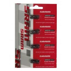 Attache-rapide SRAM chaine 10v Power-Lock noire