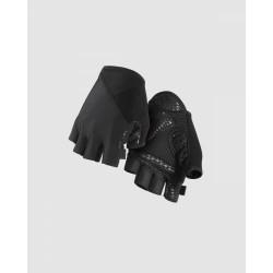 Gants courts - ASSOS Summer Gloves S7 - noir