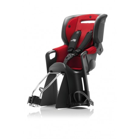 Porte-bébé ROMER arrière sur cadre Jockey 3 Comfort noire