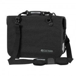 Sacoche cartable ORTLIEB arrière latérale Office Bag L Standart QL2.1 F70704 noir mat