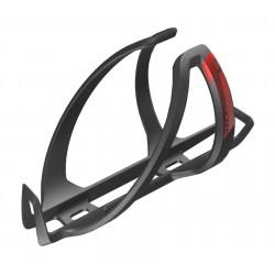 Porte-bidon SYNCROS nylon route vtt Coupe Cage 2.0 noir décor rouge florida