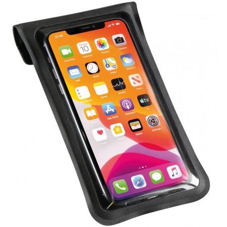 Etui téléphone KLICKFIX support SmartPhone M étanche tactile noir