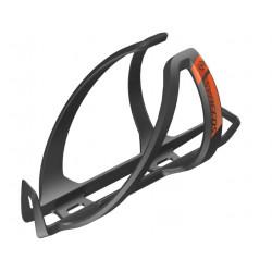 Porte-bidon SYNCROS nylon route vtt Coupe Cage 2.0 noir décor orange