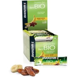 Barre énergétique - OVERSTIM'S Bio - Banane et dattes