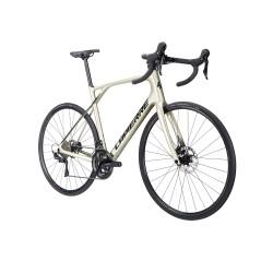Vélo course 700 carbone - LAPIERRE 2021 Pulsium 5.0 Disc - Champagne Décor noir : 2x11v