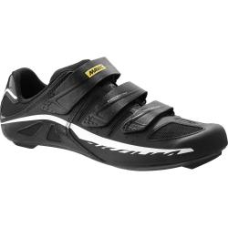 Chaussures MAVIC route Aksium II noir décor blanc