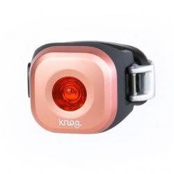 Feu arrière - KNOG usb Blinder Mini Dot Cop - cuivre