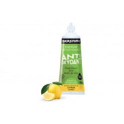 Gel énergétique pendant l'effort - OVERSTIM's Antioxydant liquide sans gluten - Citron - Le tube.