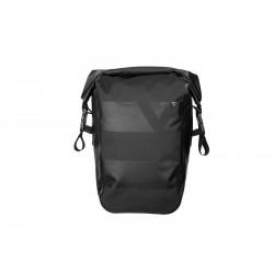 Sacoche avant/arrière latérale étanche - TOPEAK Pannier DryBag 15 - Noir