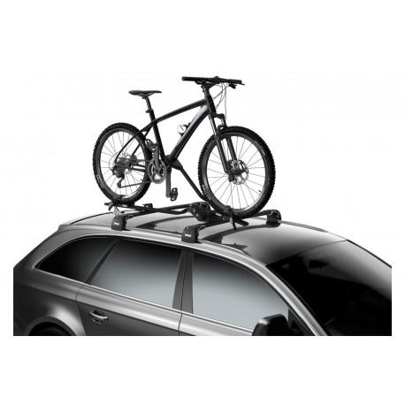 Porte-vélo THULE sur toit ProRide 598 noir