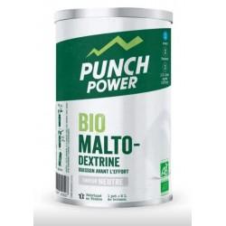 Boisson de l'effort - PUNCH POWER - Biomaltodextrine - Neutre - Pot de 500g.