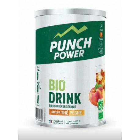 Boisson de l'effort - PUNCH POWER Biodrink - Thé Pêche : Pot de 500g