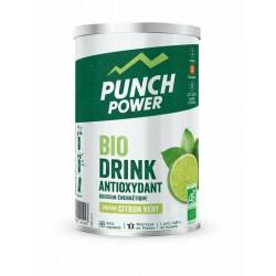 Boisson de l'effort - PUNCH POWER BioDrink Antioxydant - Citron vert : Pot de 500g