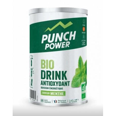 Boisson de l'effort - PUNCH POWER BioDrink Antioxydant - Menthe : Pot de 500g