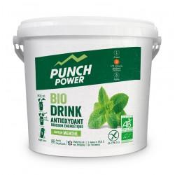 Boisson de l'effort - PUNCH POWER BioDrink Antioxydant - Menthe : seau de 3kg