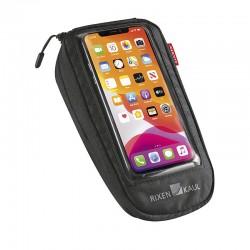 Housse téléphone KLICKFIX support PhoneBag Comfort S 8x14.5 noir
