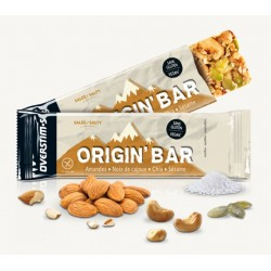 Barre de l'effort - OVERSTIM'S Origin Bar - Salée amandes