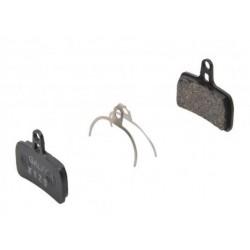 Plaquettes de frein HOPE support acier MonoMini
