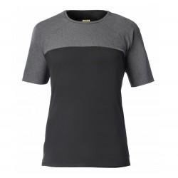 Maillot manches courtes - MAVIC XA Pro - noir décor gris