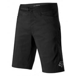 Short avec cuissard amovible - FOX vtt Ranger Cargo - noir
