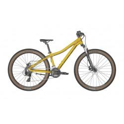Vélo VTT enfant 11 à 13 ans alu 26p - SCOTT 2022 Roxter 26 Disc - Orange décor noir