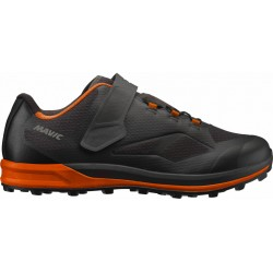 Chaussures vtt - MAVIC XA Elite II - noir mat décor orange