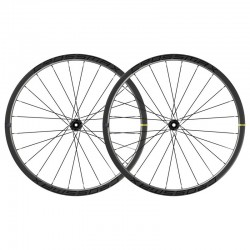 Roues à pneu 29p MAVIC vtt Crossmax Carbon SLR CL 29 Boost ID360 MS noire
