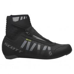 Chaussures SCOTT vtt route Heater Gore-Tex noir mat