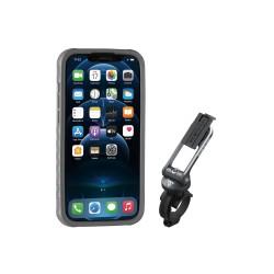 Etui téléphone TOPEAK support iPhone 12/12 Pro RideCase noir