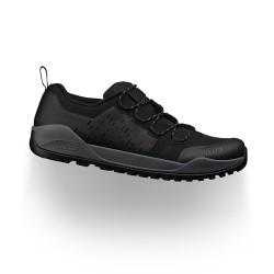 Chaussures vtt - FIZIK Ergolace X2 Terra - noir décor gris