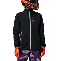 Veste thermique femme - FOX Ranger Fire - noir décor violet
