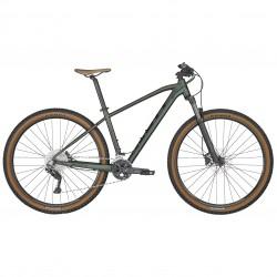 Vélo VTT 29p alu - SCOTT 2022 Aspect 930 Black - Noir métallisé décor noir