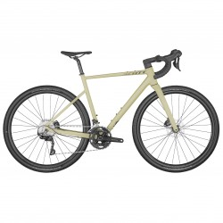 Vélo gravel 700 alu - SCOTT 2022 Speedster Gravel 30 - Beige décor gris