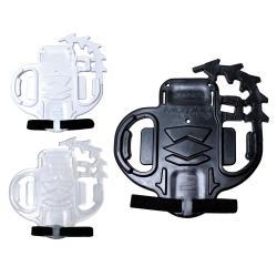 Protection boitier SKEAN caoutchouc Morpho noir