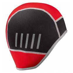 Sous-casque MAVIC hiver rouge décor noir