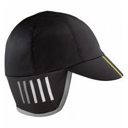 Casquette MAVIC hiver Roadie H2O Cap noir décor gris