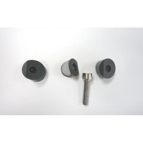 Serrage de selle SCOTT interne alu Foil 2011 20mm noir