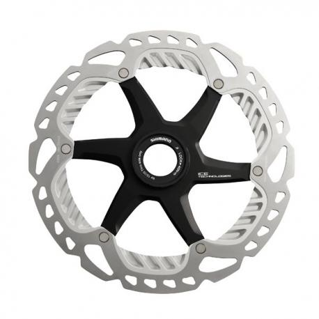 Disque de frein SHIMANO acier inox RT 99 XTR Freeza Ventilé