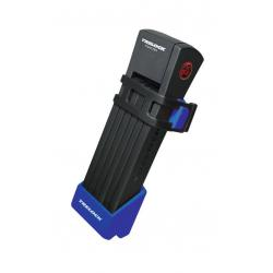 Antivol lame TRELOCK pliable Two.Go FS200/75 noir support bleu