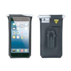 Etui téléphone TOPEAK support 6 pouces DryBag iPhone 8/7/6/6s DryBag étanche noir