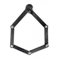 Antivol lame KRYPTONITE pliable Keeper 585 noir support noir