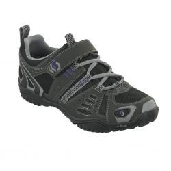 Chaussures SCOTT vtt femme Trail Lady noir décor violet