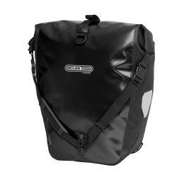 Sacoches ORTLIEB arrières ou avant latérales Back Roller Classic F5301 noire