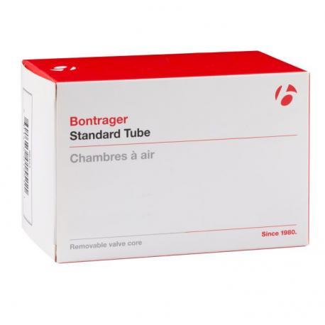 Chambre à air BONTRAGER route Standard 700 butyl noire